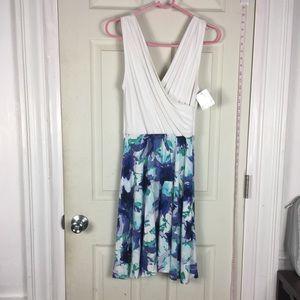 Arianne Dress Floral Cotton Mini M